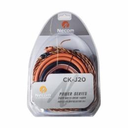 Necom CK-J20 Kit Καλωδίωσης