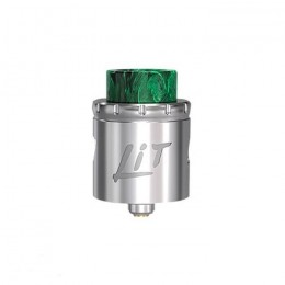 Vandy Vape Lit 24mm RDA Silver