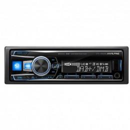 Alpine UTE-93DAB Ράδιο USB/AUX Με Bluetooth Και Ενσωματωμένο Δέκτη DAB