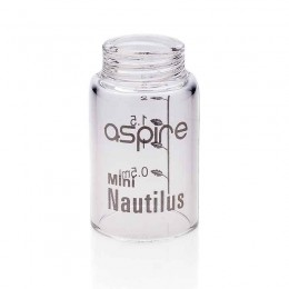 Αspire Nautilus Mini Pyrex Tube 2ml