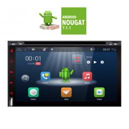 DIGITAL IQ 2DIN IQ-AN7680 GPS (DVD) ANDROID 7.1.1 Nougat
