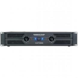 American Audio VLP-1500 Τελικός ενισχυτής 2U ισχύος 2 Χ 750 Watt