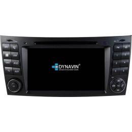 Ειδική Οθόνη OEM Αυτοκινήτου DYNAVIN N7-MBE GPS 2DIN for Mercedes CLS Class (W219) '06-'11 και E-Class (W211) '02-'09