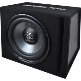 "Ground Zero GZIB 300XBR Subwoofer 12"" Με Κούτα"