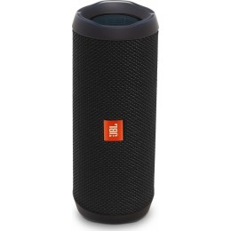 JBL Flip 4 Waterproof Portable Bluetooth Speaker BLACK!!
