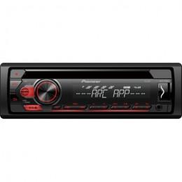 Pioneer DEH-S110UB Ραδιο-CD με USB & συμβατότητα με Android με Κόκκινο Φωτισμό  ..!!!