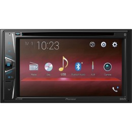 "Pioneer AVH-G210BT 2-DIN Multimedia Οθόνη 6,2"" με DVD\USB\Bluetooth ''KAI ΔΩΡΟ USB 8GB '' ....!!!!"
