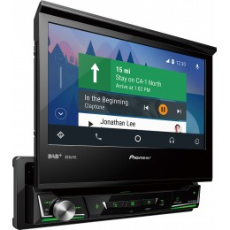 "Pioneer AVH-Z7100DAB Multimedia οθόνη αφής 7""με ψηφιακο δεκτη DAB"