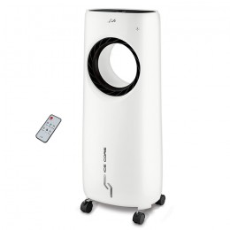 LIFE ICE CORE Air cooler με λειτουργία ψύξης μέσω εξάτμισης νερού, 80W