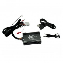 Connects2 Audi USB Adapter
