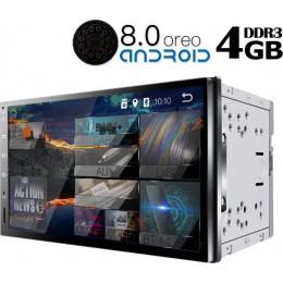 Digital iQ IQ-AN8700 GPS Οθόνη 6.95'' Deck με Android 8.0