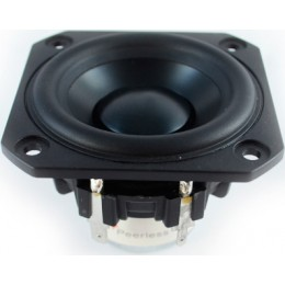 "PeerLess 830 984 Woofer 2,5"" fullrange,8 Ohm"