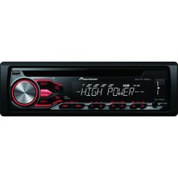 Pioneer DEH-4800FD  Ραδιο-CD με Hi-power 4x 100 Watt ενισχυτή, άμεσο έλεγχο iPhone και Android και USB
