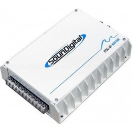 SOUNDIGITAL SD800.4D EVO marine