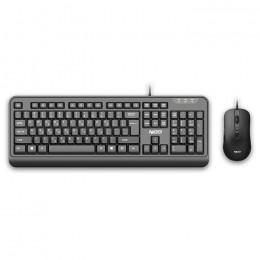 NOD BUSINESSPRO WIRED KEYBOARD &MOUSE SET