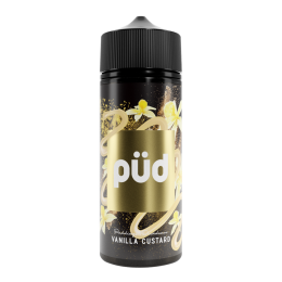 Joe's Juice Flavor Shot Pud Vanilla Custard 120ml