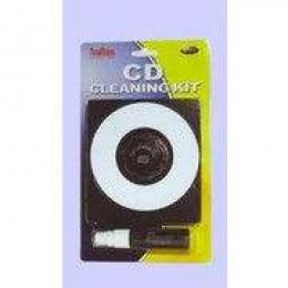 ΚΑΘΑΡΙΣΤΙΚΗ ΒΑΣΗ DVD & CD CLEANER SYSTEM HALLOA CLEANING KIT HL-612