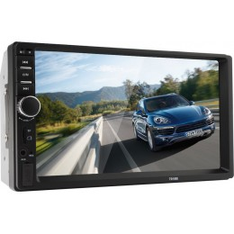 Multimedia Ηχοσύστημα Αυτοκινήτου με Οθόνη Αφής 7″ 2 DIN USB, SD, Bluetooth, AUX, Τηλεχειριστήριο 7018B  4 x 60W