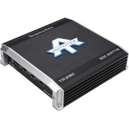 Autotek TA2150 Δικάναλος Ενισχυτής 2x 125W