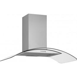 Davoline Ecoglass 90cm Inox