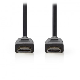 NEDIS CVGT34001BK10 High Speed HDMI Cable with Ethernet HDMI Connector-HDMI Conn