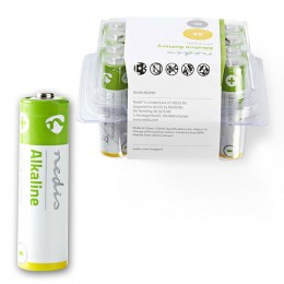 NEDIS BAAKLR620BX Alkaline Battery AA, 1.5 V, 20 pieces, Box