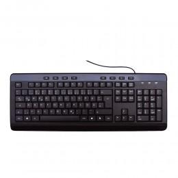 MediaRange Multimedia Keyboard, Wired (Black) (MROS102-GR)