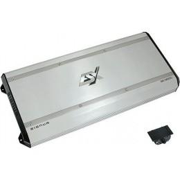 Esx SIGNUM SE-5800 Ενισχυτής Αυτοκινήτου 5 Καναλιών 1800 Watts Max