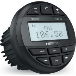 HERTZ HMR 10 Αδιάβροχο ραδιόφωνο 4X50W με λειτουργεία BLUETOOTH