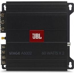 JBL Stage A6002 Δικάναλος Ενισχυτής 2 x 70Watt RMS/2Ω
