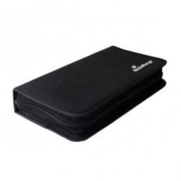 MediaRange Media Storage Wallet for 48 Discs Nylon Black (MRBOX51)