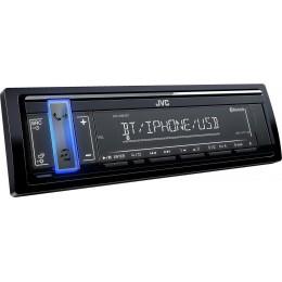 JVC KD-X361BT 1-DIN Radio / USB - KAI ΔΩΡΟ USB 8GB...!!!