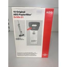 Σακούλες για Ηλεκτρική Σκούπα AEG GROBE:21 10τεμ
