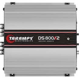 Taramps DS800x2 Δικάναλος Eνισχυτής  2x400W RMS