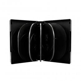MediaRange DVD Case for 12 discs 39mm Black (MRBOX18)