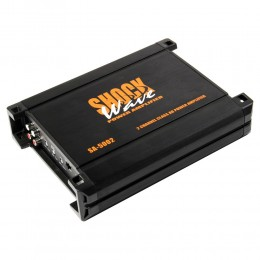 Shockwave 2channel Amplifier sa-5002e-sa-5002