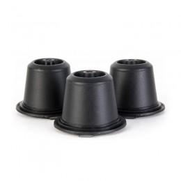 Σετ Επαναγεμιζόμενες Κάψουλες Καφέ Espresso για Καφετιέρες Nespresso 3 τμχ Cook Concept KA4556