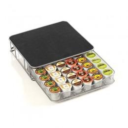 Συρτάρι - Διοργανωτής για 30 - 60 Κάψουλες Nespresso ή Espresso και Σταντ Καφετιέρας 32 x 29 x 6 cm MWS2959
