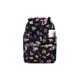 Organiser Τσάντας και Καλλυντικών Flamingo Χρώματος Navy SPM DYN-BackPackOrg Flam