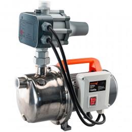 NAKAYAMA Pro NP2120 Ηλεκτρονικό Πιεστικό Συγκρότημα Νερού INOX με Ελεγκτή 1100W - 1,5Hp