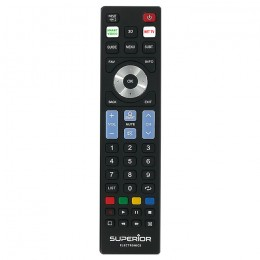 Superior Ready5 Smart Universal Remote for Smart tv lg, Samsung, Sony, Philips a